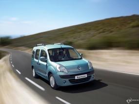 Обои Рено Кангу: Renault Kangoo, Renault