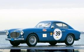 Обои Ferrari 340 375 MM Pinin Farina Berlinetta 1953: Ferrari 340, Ретро автомобили
