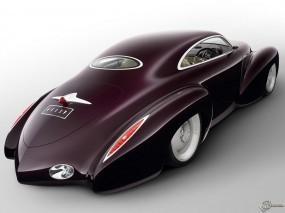 Обои Efijy Concept: Holden Efijy, Ретро автомобили
