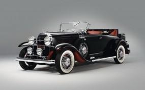 Обои Buick 1931: Машина, Ретро, Ретро автомобили