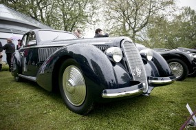 Обои Alfa Romeo 8C 2900 B Corto Touring Berlinetta (1938): Alfa Romeo, Ретро автомобили