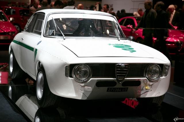 Alfa Romeo GTA 1300 Junior (1968)