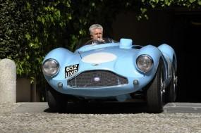 Обои Aston Martin DB3S (1955): Aston Martin, Ретро автомобили