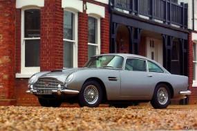 Aston Martin DB5 (1963)