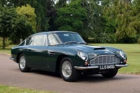 Обои Aston Martin DB6 (1965): Aston Martin, Ретро автомобили