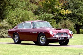 Aston Martin DB6 1965 г.