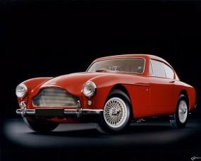 Обои Aston Martin DB Mark III (1958): Ретро, Aston Martin, Ретро автомобили