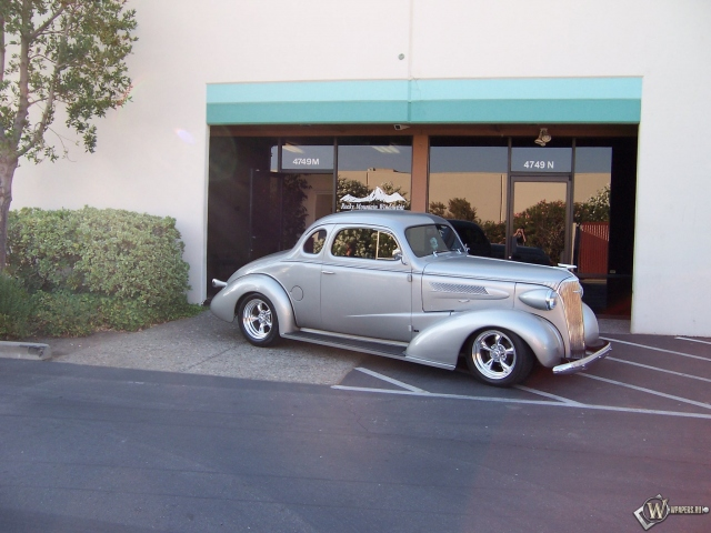 Chevrolet Coupe 1937