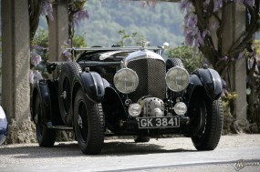 Bentley 4 1.2 Litre Supercharged (1930)
