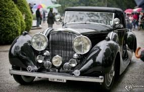 Bentley 4 1-4-Litre Carlton Cabiolet (1938)
