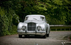 Обои Bentley Continental R Mulliner (1953): Bentley Continental, Ретро автомобили