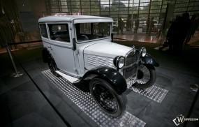 Обои BMW 3-15 DA-4 (1931): BMW, Ретро автомобили