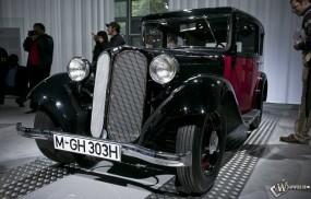 Обои BMW 303 (1933): BMW, Ретро автомобили