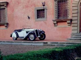 Обои BMW 315-1 (1934): BMW, Ретро автомобили
