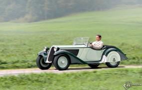 Обои BMW 319-1 (1935): BMW, Ретро автомобили