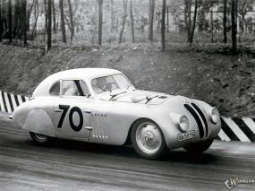Обои BMW 328 (1936): BMW, Ретро автомобили