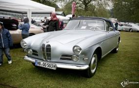 Обои BMW 503 (1957): BMW, Ретро автомобили