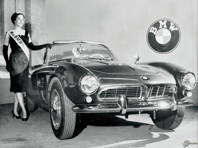 BMW 507 (1956)