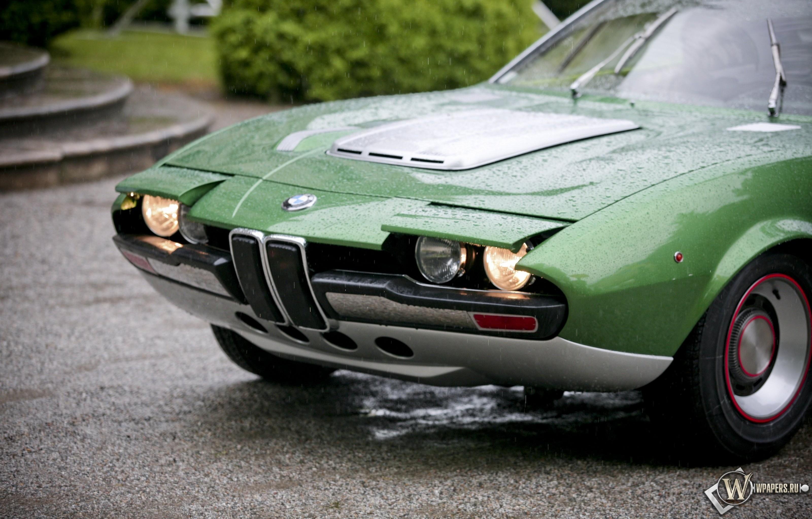Скачать обои BMW 2800 Spicup Bertone (1969) (BMW) для ...