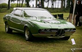 Обои BMW 2800 Spicup Bertone (1969): BMW, Ретро автомобили