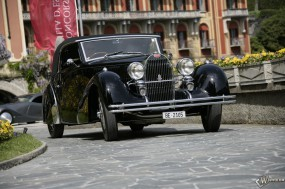 Обои Bugatti Type 57 (1936): Bugatti, Ретро автомобили
