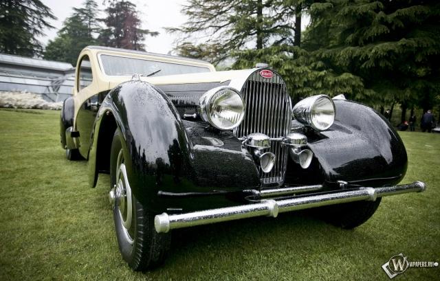 Bugatti Type 57C Atalante Roll-Back (1936)