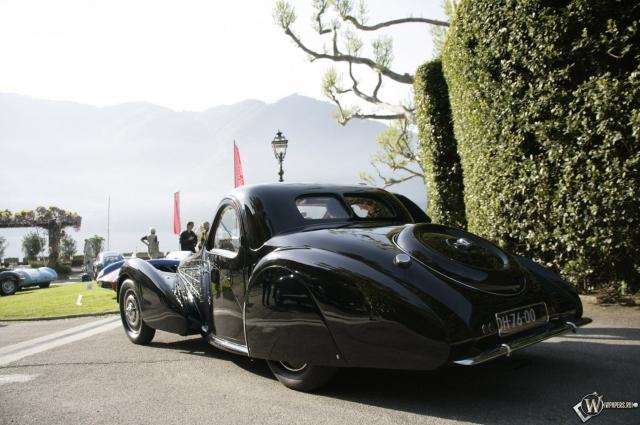 Bugatti Type 57SC Atalante (1937)