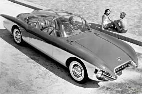 Обои Buick Centurion (1956): Кабриолет, Buick Centurion, Ретро автомобили