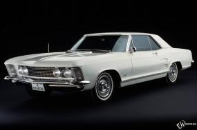 Обои Buick Riviera (1963): Buick Riviera, Ретро автомобили
