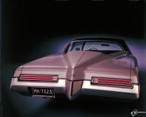 Обои Buick Riviera (1971): Кабриолет, Buick Riviera, Ретро автомобили