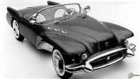 Обои Buick Wildcat II (1954): Кабриолет, Buick Wildcat, Ретро автомобили