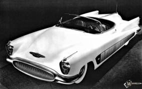 Обои Buick XP-300 (1951): Кабриолет, Buick, Ретро автомобили
