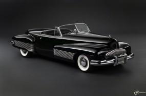 Обои Buick Y-Job (1938): Кабриолет, Buick, Ретро автомобили
