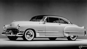 Обои Cadillac Coupe DeVille (1949): Cadillac DeVille, Ретро автомобили