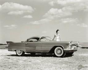 Обои Cadillac El Camino (1954): Cadillac, Ретро автомобили
