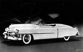 Обои Cadillac Eldorado: Кабриолет, Cadillac Eldorado, Ретро автомобили