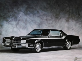 Обои Cadillac Eldorado (1967): Cadillac Eldorado, Ретро автомобили