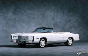 Обои Cadillac Eldorado (1971): Кабриолет, Cadillac Eldorado, Ретро автомобили