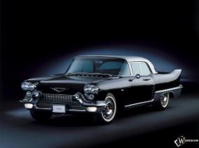 Обои Cadillac Eldorado Brougham (1957): Cadillac Eldorado, Ретро автомобили