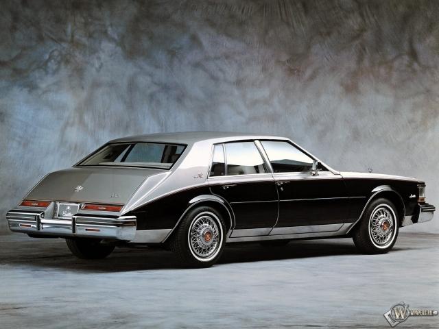 Cadillac Seville (1980)