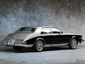 Обои Cadillac Seville (1980): Cadillac Seville, Ретро автомобили