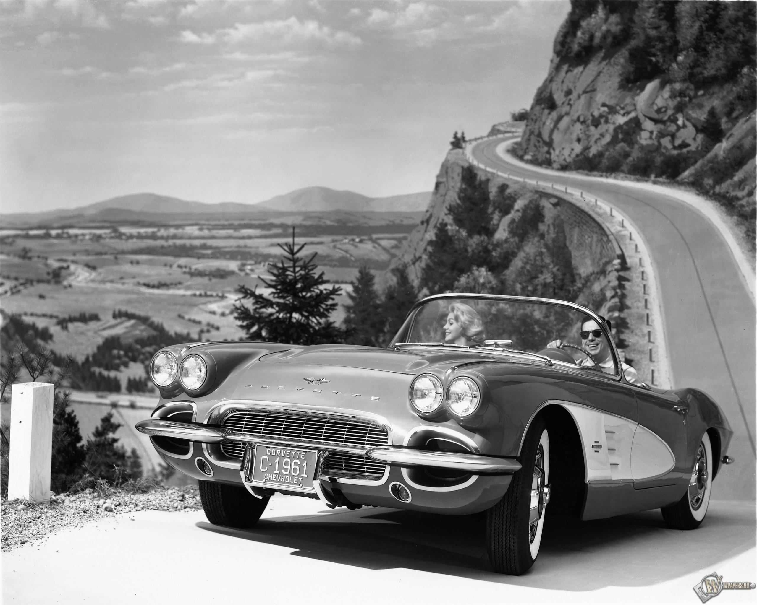 Chevrolet Corvette (1953) 2560x2048