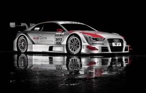 Обои Audi A5 DTM: Audi A5, Спортивные автомобили