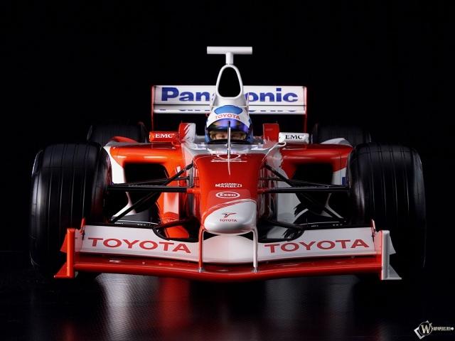 F1 Toyota