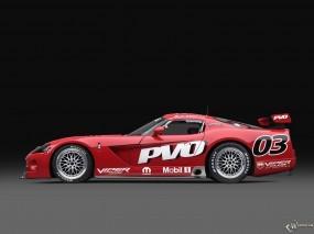 Обои Додж VIPER: Dodge Viper, Спортивные автомобили