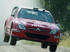 Обои Citroen Xsara: Citroen Xsara, Спортивные автомобили