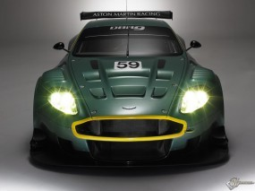 Обои Aston martin DBR9: Aston Martin DBR9, Спортивные автомобили