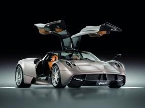 Обои Pagani Huayra: Спорткар, Pagani Huayra, Спортивные автомобили