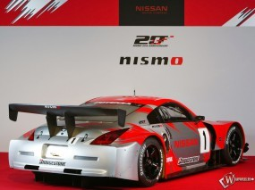 Обои Nissan 350Z: Nissan 350z, Спортивные автомобили