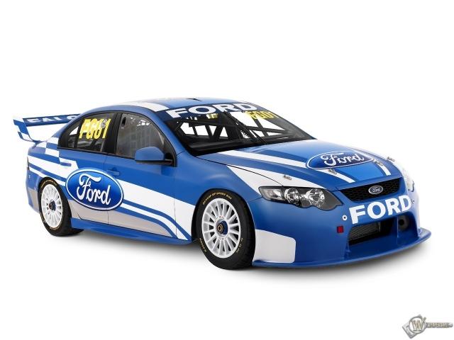 Ford Falcon FG01 V8